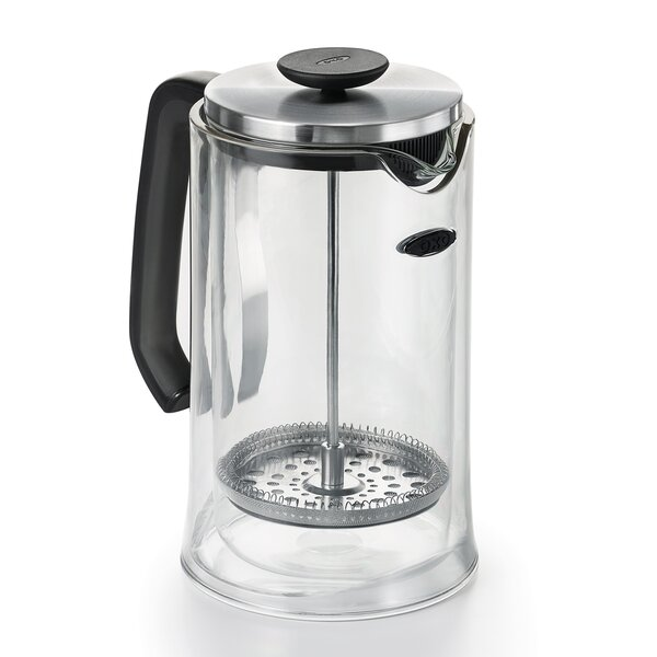8-Cup Good Grips French Press Coffee Maker by OXO