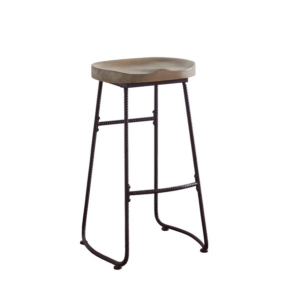 Thacker Backless 30 Bar Stool by Union Rustic