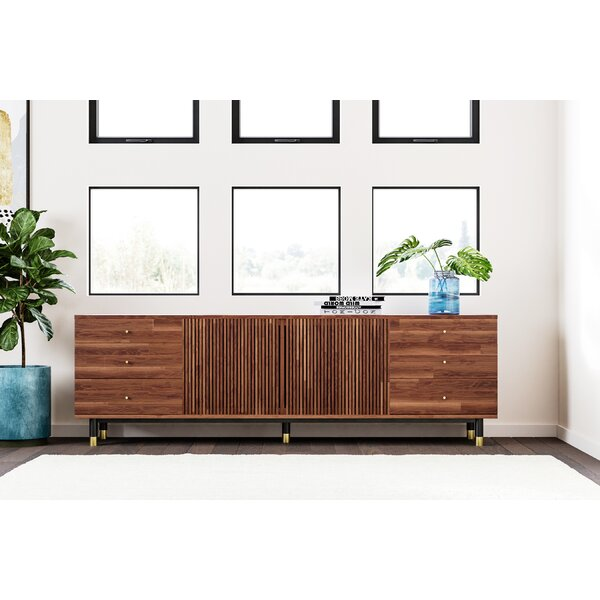 Manolla TV Stand For TVs Up To 88