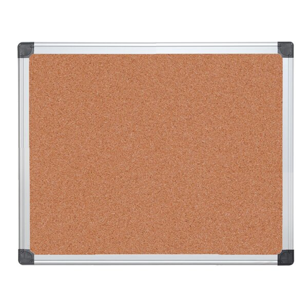 Value Cork Wall Mounted Bulletin Board by Mastervision