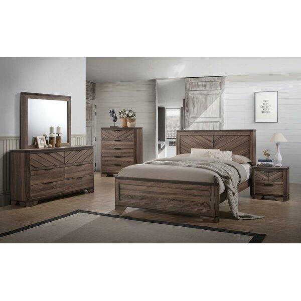 Mynatt Standard 5 Piece Bedroom Set By Union Rustic by Union Rustic Cool