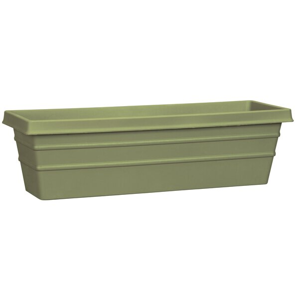 Marina Plastic Planter Box (Set of 12) by Myers/Akro Mills