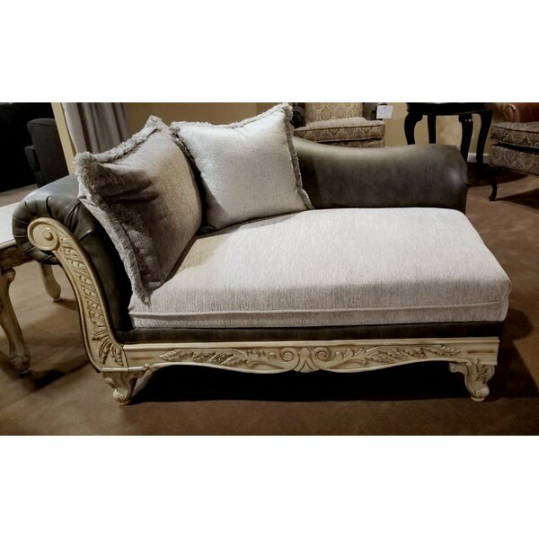 Oswego Chaise Lounge By Astoria Grand