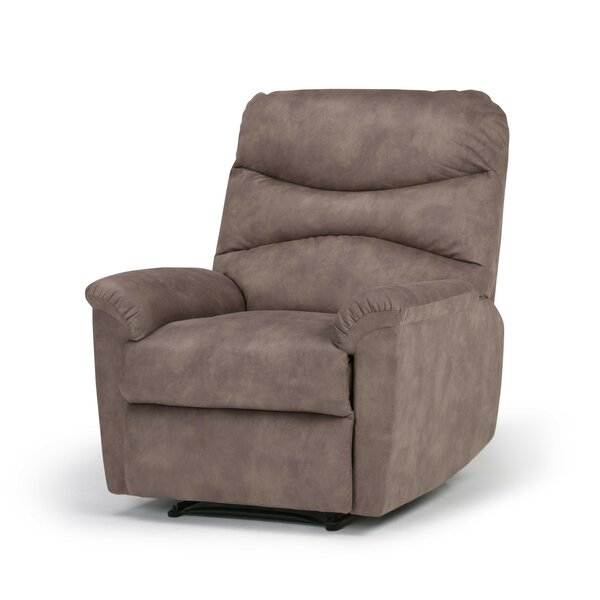 Clancy Manual Glider Recliner by Simpli Home