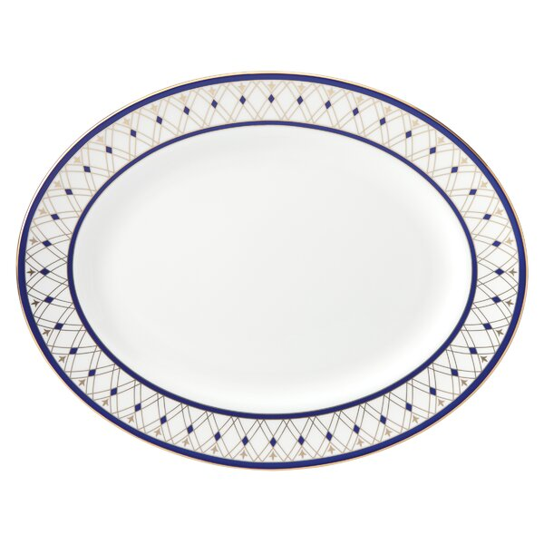 Royal Grandeur Oval Platter by Lenox