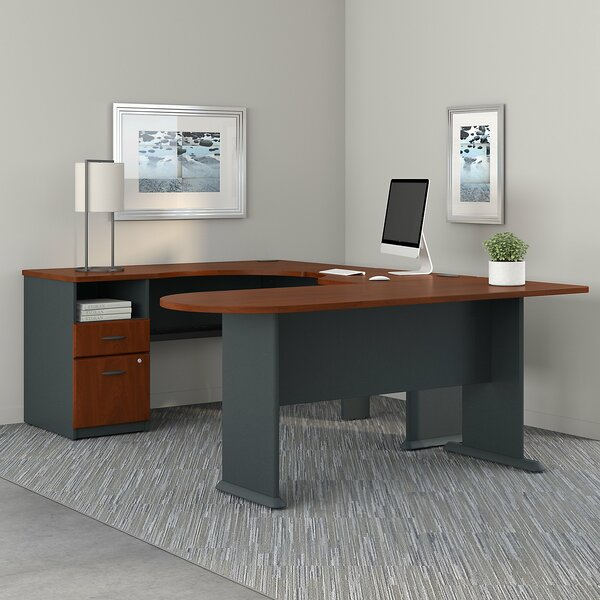 Series A U Shaped Corner desk by Bush Business Furniture