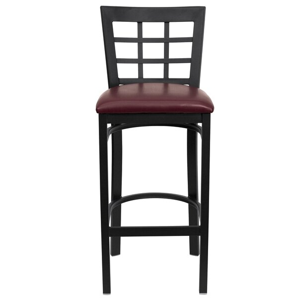 Mapilton Bar Stool (Set of 2) by Charlton Home