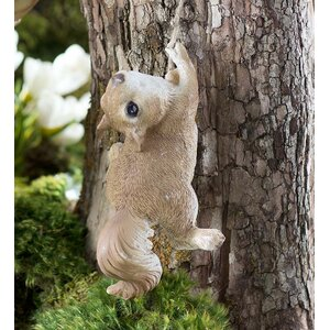 Climbing Critter Squirrel Figurine