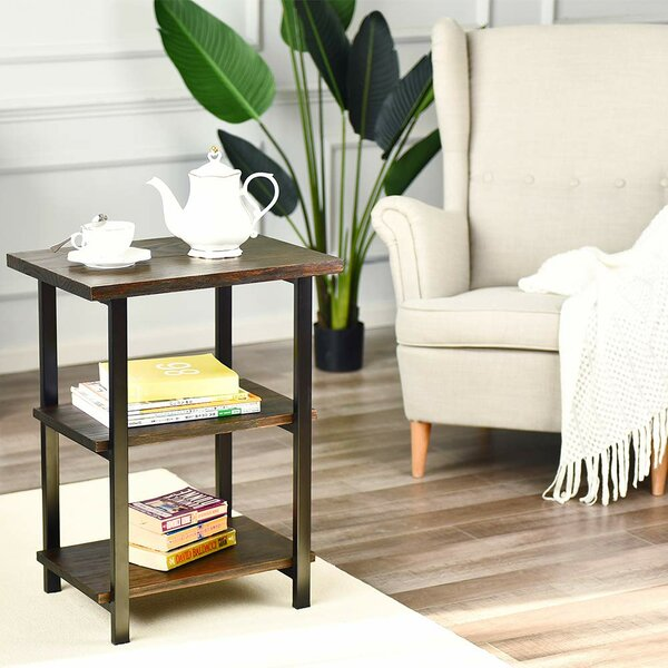 Deon Welland End Table By Gracie Oaks