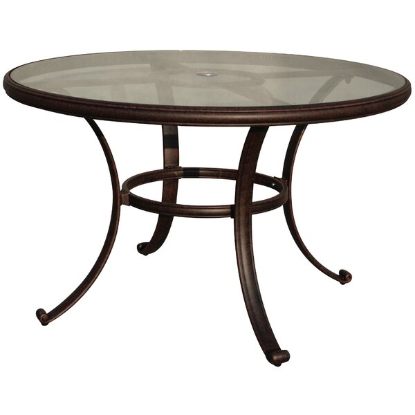 Darlee series 50 dining table reviews wayfair for Serie a table 1984 85