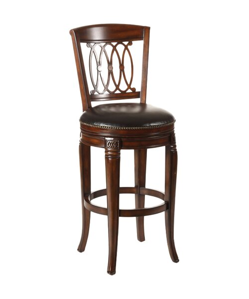 Hillsdale Montello Swivel Bar Stool with Cushion Reviews