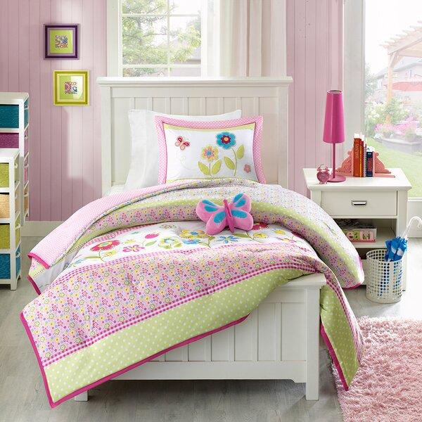Zoomie Kids Alexis Comforter Set & Reviews