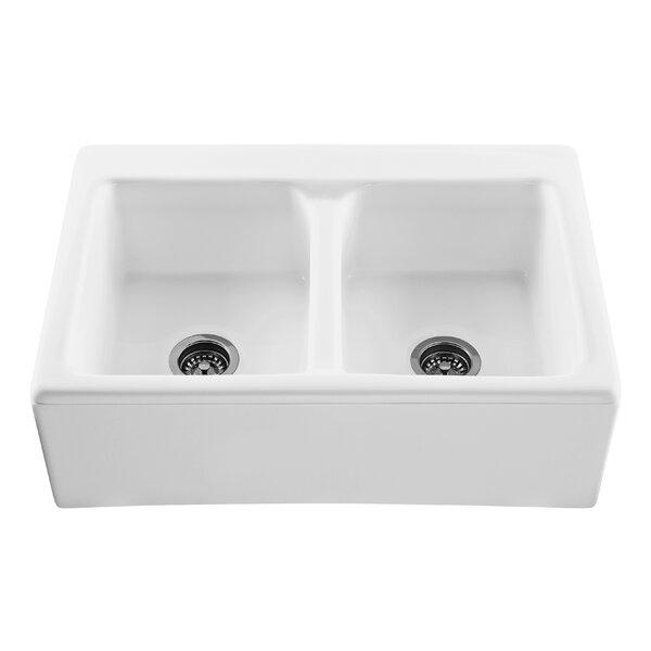 Lyle   X   Appalachian Double Bowl Kitchen Sink