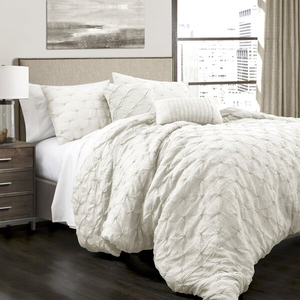 Opperman 5 Piece Comforter Set Amp Reviews Allmodern