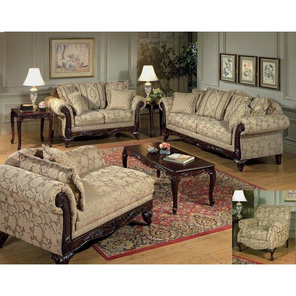 Astoria Grand Serta Upholstery Belmond Living Room