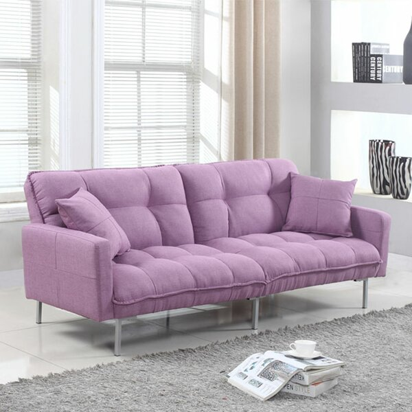 Futons sleepers you 39 ll love wayfair for 7 seater living room