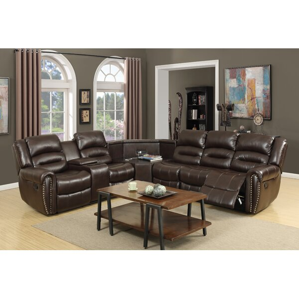 Admirable Home Theater Reclining Sectionals Youll Love Wayfair Cjindustries Chair Design For Home Cjindustriesco