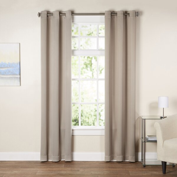 100% Cotton Curtains & Drapes You'll Love | Wayfair