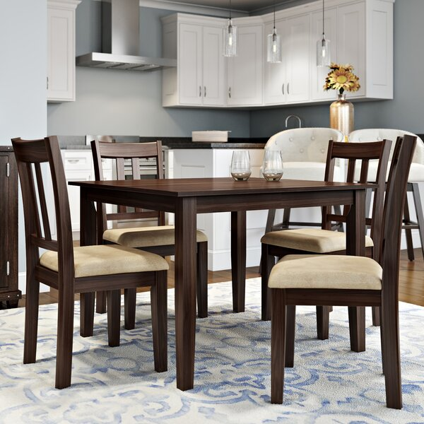 kitchen dining room sets youll love - Table And Chair Sets Kitchen