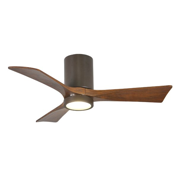 Wade Logan 42 Rosalind 3 Blade Hugger Ceiling Fan With