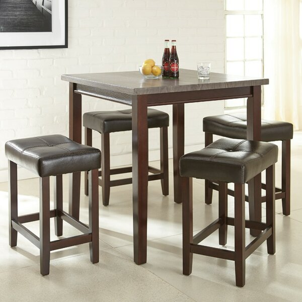 counter height dining sets youll love wayfair - Kitchen Table Height