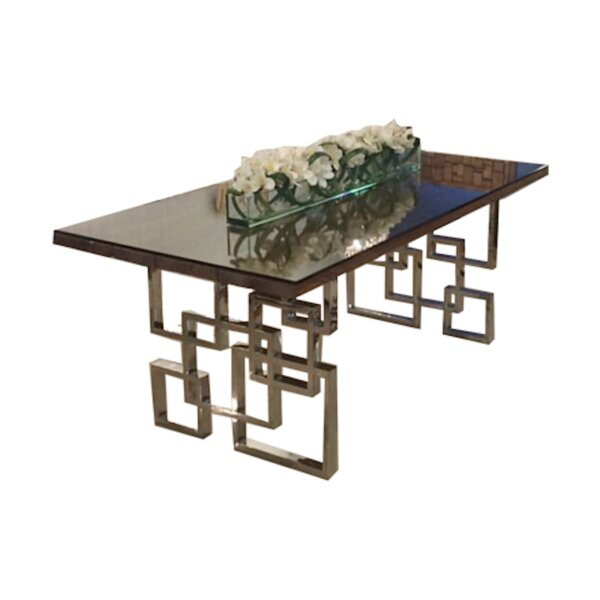 Willbanks Solid Wood Dining Table by Latitude Run Latitude Run