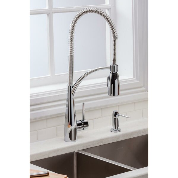 Avado Single Handle Kitchen Faucet by Elkay