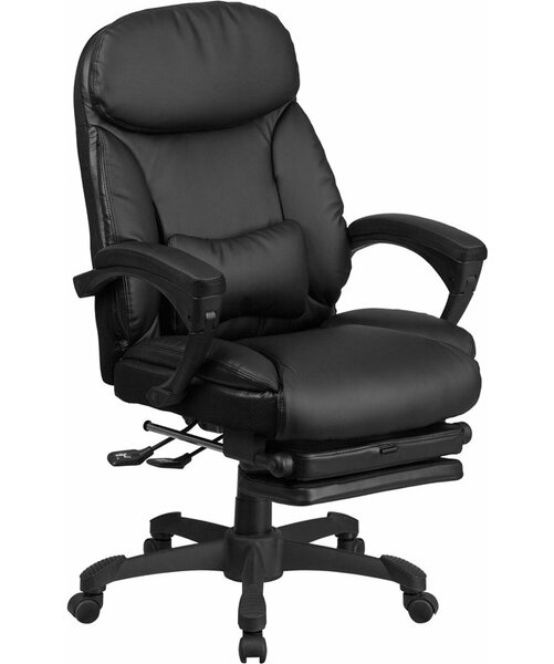 Kruger High-Back Mesh Executive Chair by Symple Stuff