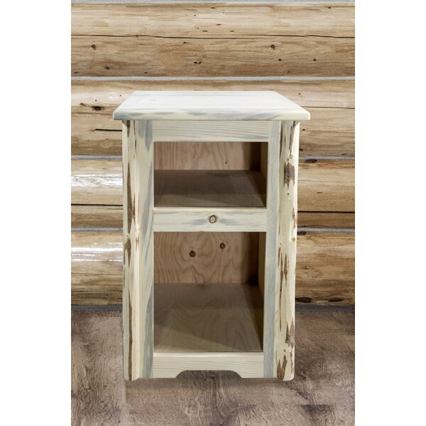 End Table by Montana Woodworks®