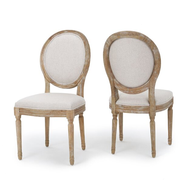 Bluffton Side Chair (Set Of 2) By Lark Manor Lark Manor