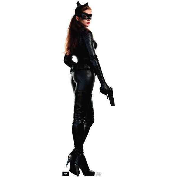 Batman Dark Knight Rises Catwoman Cardboard Stand-Up by Advanced Graphics