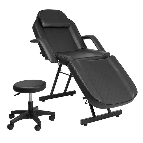 Review Adjustable All Purpose Facial Beauty Reclining Massage Chair