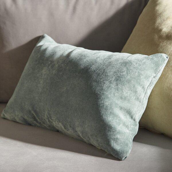 Edwards Velvet Lumbar Pillow by Willa Arlo Interiors