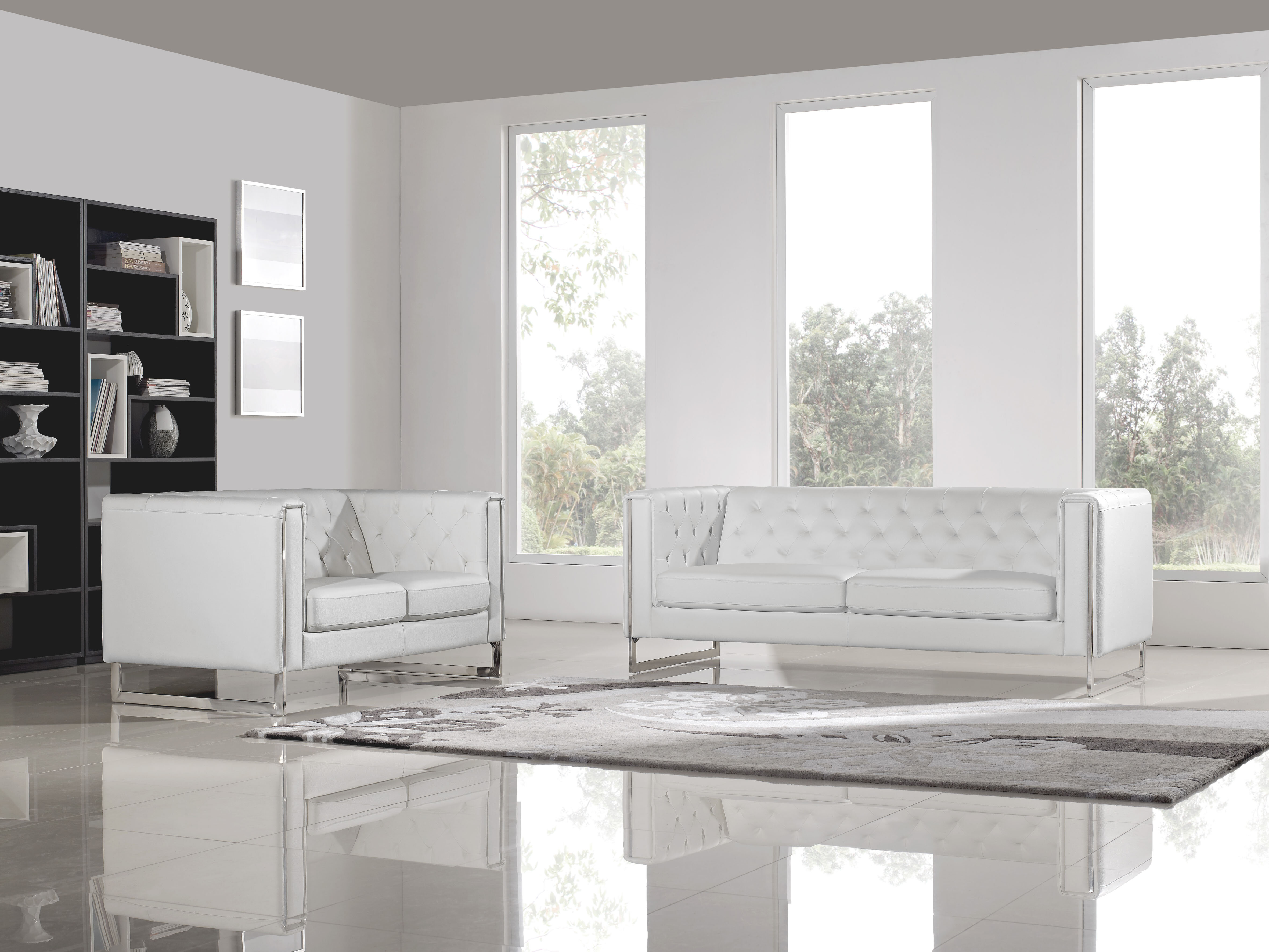 Diamond Sofa Chelsea Configurable Living Room Set & Reviews | Wayfair