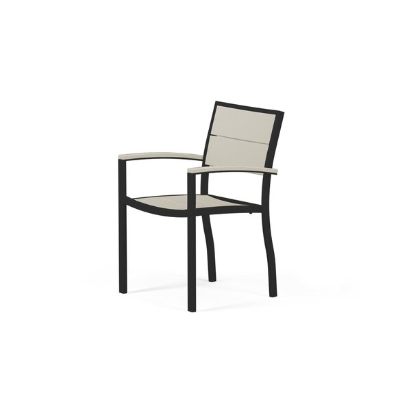 Metro Stacking Patio Dining Chair By POLYWOOD®