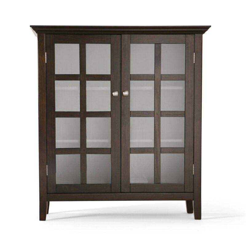 Home Accent Stores: Simpli Home Acadian Accent Accent Cabinet & Reviews