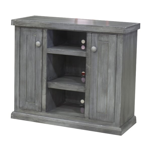 Calistoga Solid Wood TV Stand For TVs Up To 55