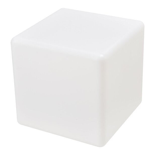 Kavet-Guyton Plastic Side Table by Orren Ellis