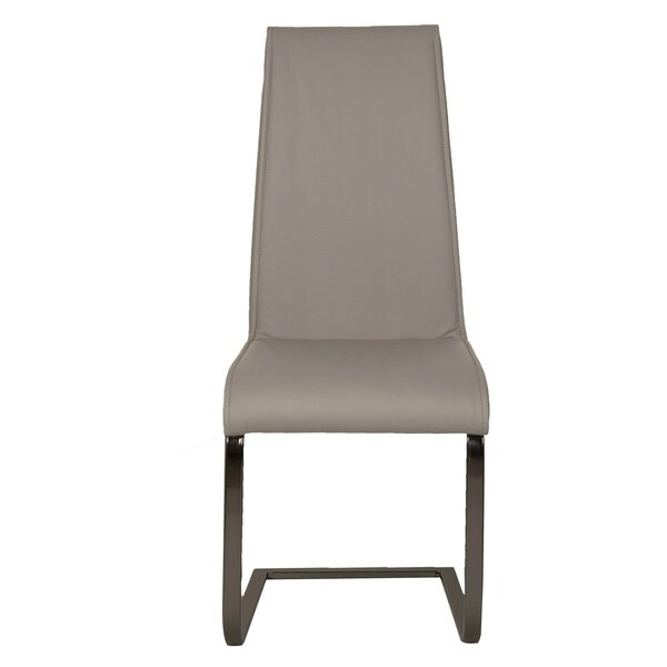 Alfonzo Faux Leather Upholstered Dining Chair (Set of 2) by Orren Ellis