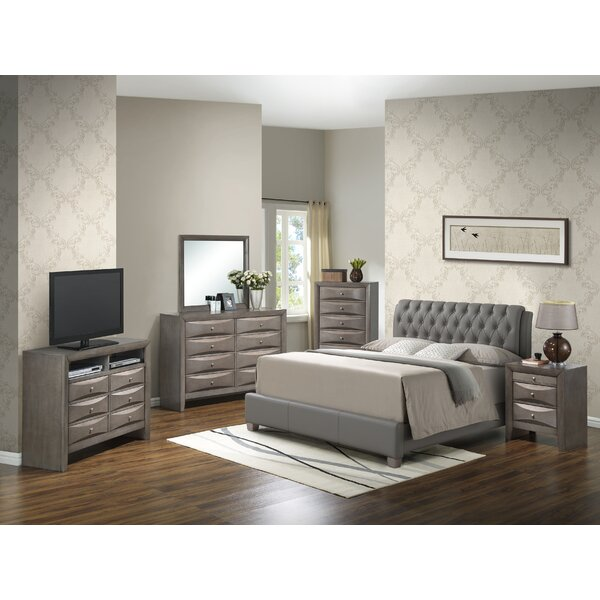 Medford Platform Configurable Bedroom Set by Latitude Run