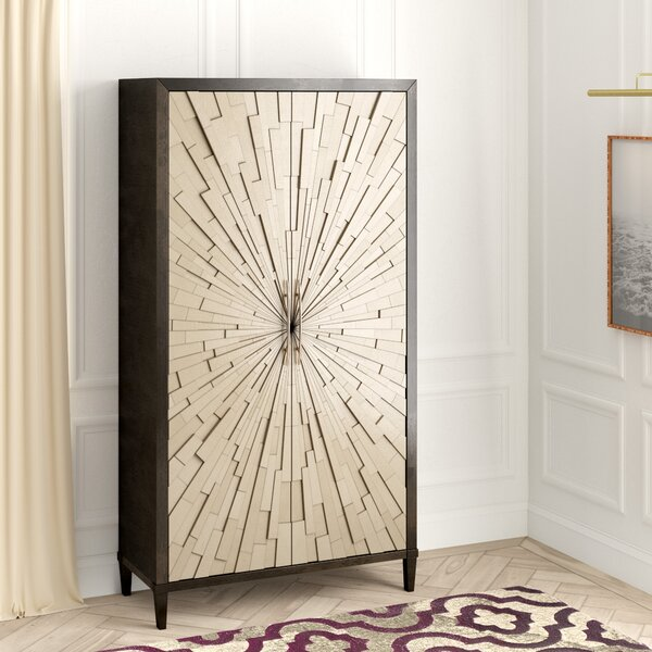 Garton Armoire by Everly Quinn Everly Quinn