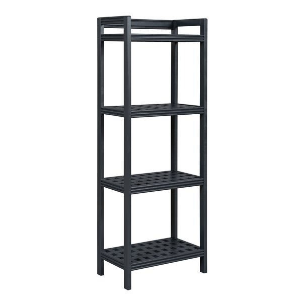 Sweeten Tall Etagere Bookcase by Latitude Run
