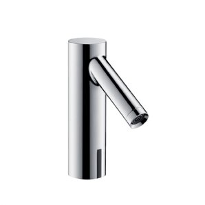 Axor Starck Electronic Bathroom Faucet Less Handles by Axor