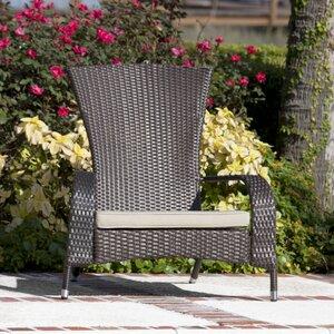 Mitchem Adirondack Chair with Cushion