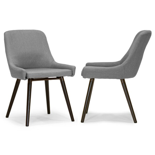 Ade Side Chair (Set of 2) by Glamour Home Decor