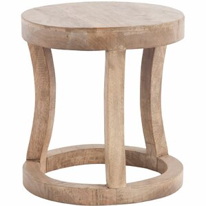 Burbank End Table by Beachcrest Home