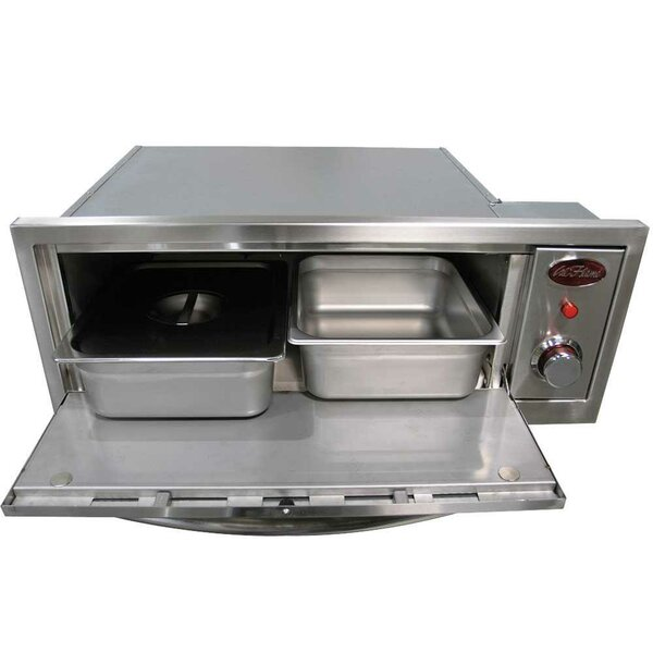 Two in One 110 Volt Oven by Cal Flame