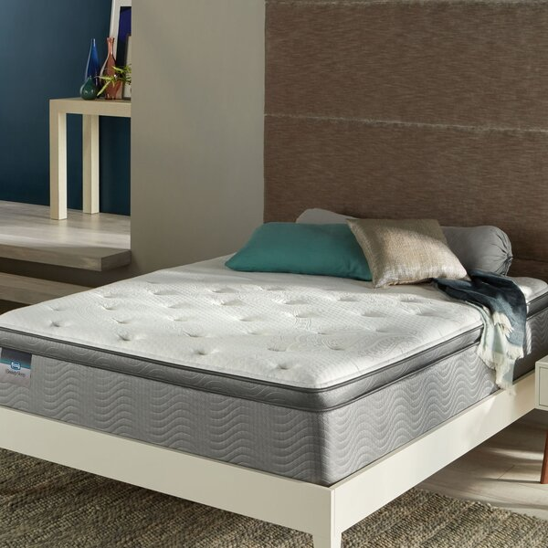Beautysleep 14 Medium Pillow Top Mattress and Box Spring by Simmons Beautyrest