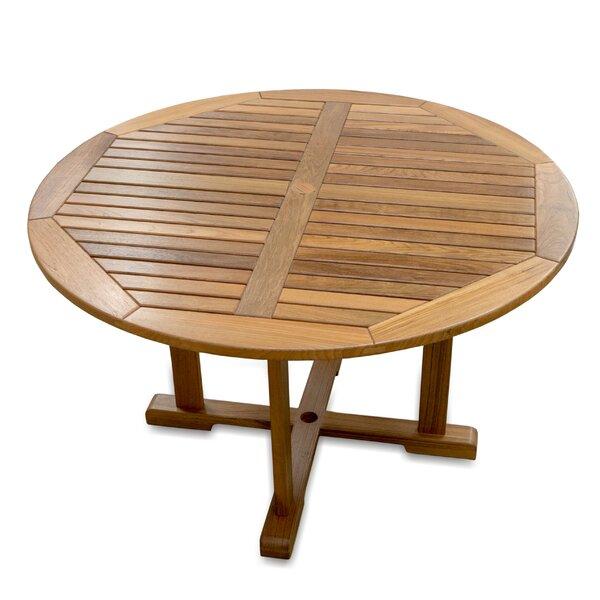 Teak Dining Table By Whitecap Teak by Whitecap Teak No Copoun