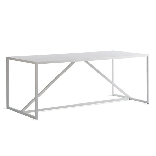 Strut Large Outdoor Table by Blu Dot